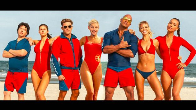 Primer tráiler de 'Baywatch' con 'The Rock' Dwayne Johnson y Zac Efron [VIDEO]
