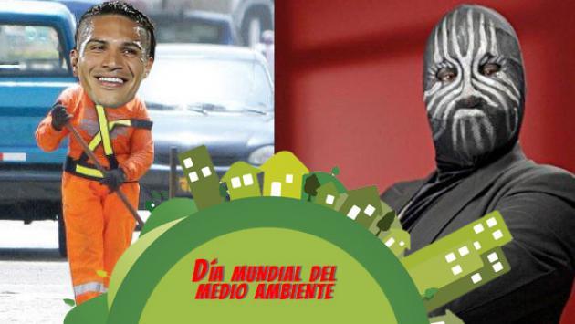 'El Punzante de la Vaina' hizo este polémico comentario sobre Paolo Guerrero
