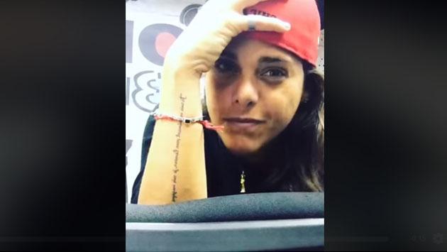 ¿Qué hace Giovanna Valcárcel cuando el micrófono se apaga en '¡Qué Paja!'? [VIDEO]