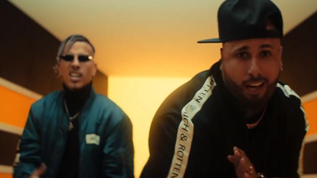 Rauw Alejandro lanza 'Que Le Dé' junto a Nicky Jam