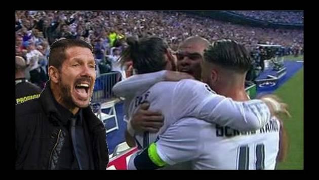 ¡El Real Madrid jugará la final de la Champions ante los 'guerreros' de Simeone!