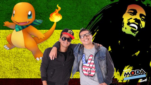 ¡Escucha el reggae de Pokémon Go!