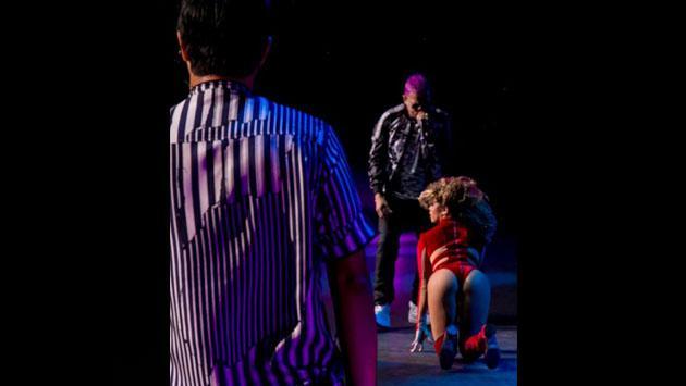 Revive la presentación de Plan B en el concierto de Nicky Jam [FOTOS]