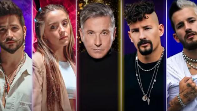 Ricardo Montaner calienta las redes para concierto junto a sus hijos