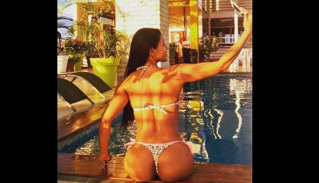 Rocío Miranda sorprendió todo el 2015 con fotos ardientes [GALERÍA]