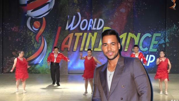 Al ritmo de Romeo Santos, peruanos con habilidades especiales ganaron concurso internacional