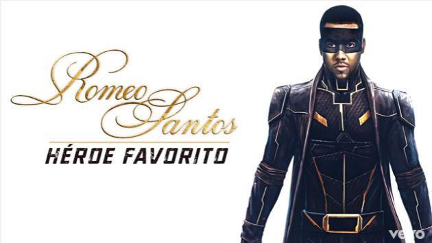¡Salió 'Héroe favorito', el nuevo tema de Romeo Santos!