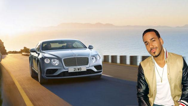 Romeo Santos nos sorprende con su lujosa colección de autos [FOTOS]