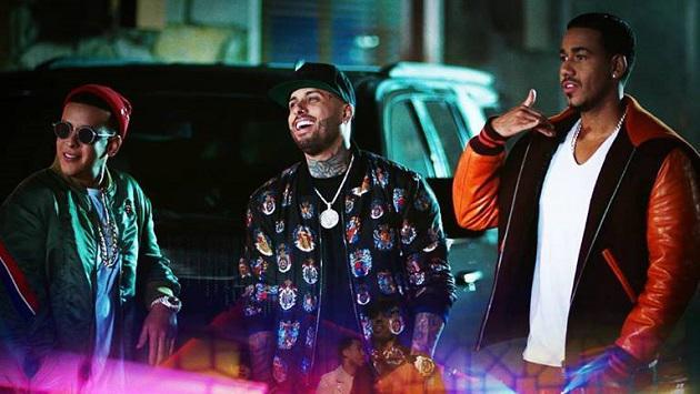 ¡Mira un adelanto del video de 'Bella y sensual', tema de Romeo Santos junto a Daddy Yankee y Nicky Jam!