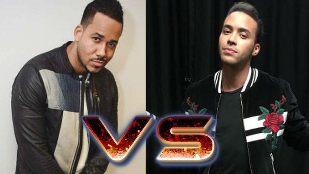 ¡Romeo Santos y Prince Royce compiten en esta categoría de ...