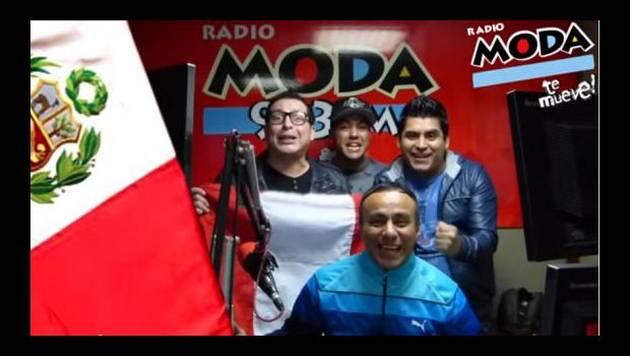 ¡Felices Fiestas Patrias te desea Radio Moda!