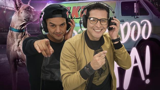 Escucha un adelanto del remix de 'Scooby Doo PaPa' con Renzo y Carloncho