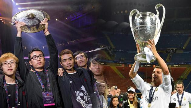 ¿Se puede ganar más con 'Dota 2' que jugando la Champions League?