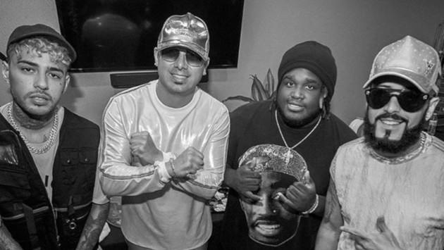 Sech confirma colaboración junto al dúo Wisin & Yandel
