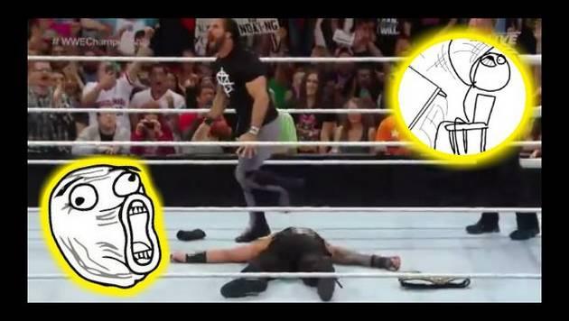 ¡ Atángana! Así fue como Seth Rollins volvió a WWE y pulverizó a Roman Reigns [VIDEO]