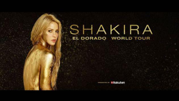 ¡Con conmovedor mensaje, Shakira anunció la postergación de su gira hasta el 2018!