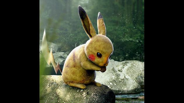 Si los pokémones fueran reales, se verían así [FOTOS]