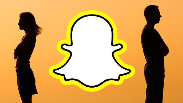 ¿El Snapchat pone en riesgo tu relación? Aquí la explicación