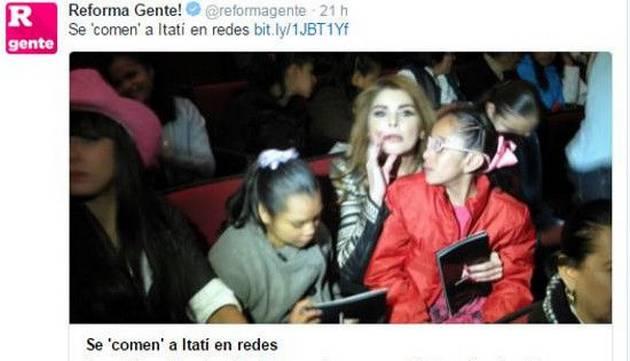 WTF?! 'Soraya Montenegro' llevó a niñas invidentes a ver una obra teatral