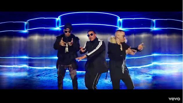 Sorpresivo lanzamiento de 'Todo comienza en la disco' ¡Wisin, Yandel y Daddy Yankee juntos! [VIDEO]