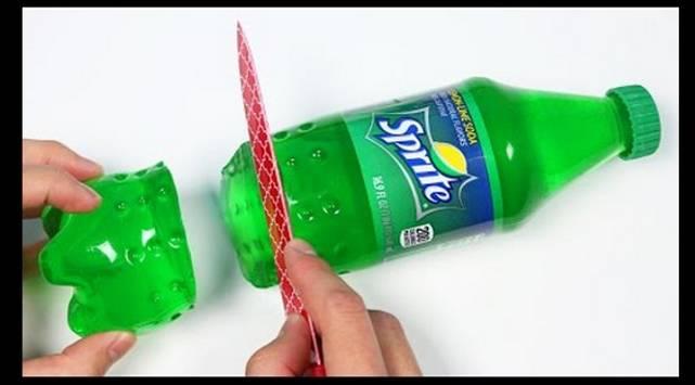 Esta botellas comestibles son la sensación ¡Aprende este truco y sorprende a todos!