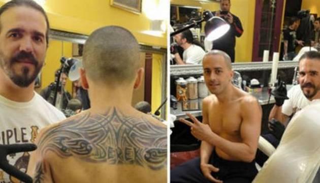 Conoce los tatuajes de los artistas de MODA