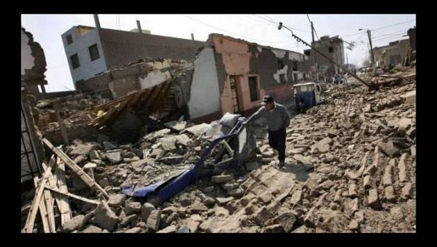 ¡Cuidado! Estos distritos corren peligro ante un terremoto