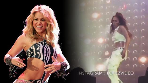 ¿Tiembla Shakira? Jennifer Lopez también mueve las caderas y le hace la competencia [VIDEO]