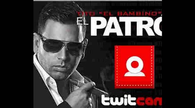 """Tito """"El bambino""""  destapa secretos en próximo twitcam"""