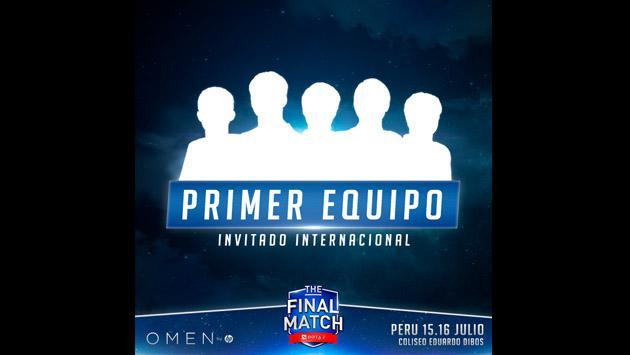 Torneo de 'Dota 2' The Final Match confirmó a su primer invitado internacional en Perú