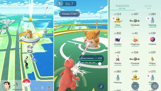 'Pokemon GO' y el truco que te ayudará a vencer en gimnasios nivel 4