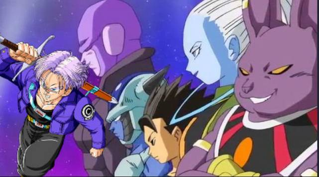 ¡El Trunks del futuro aparecería en Dragon Ball Super!