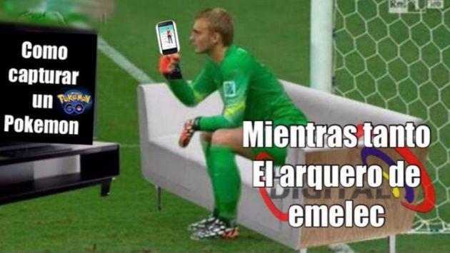 Universitario de Deportes es blanco de memes tras caer goleado ante Emelec