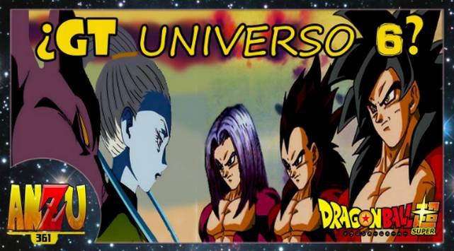 ¿'Dragon Ball GT' vuelve en el universo seis de 'Dragon Ball Super'?