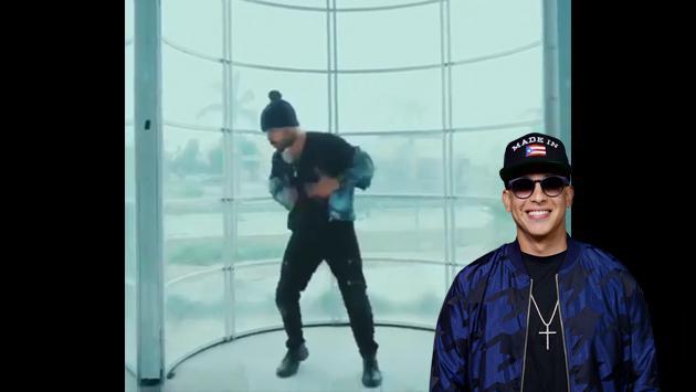 Venezolano dejó impactado a Daddy Yankee bailando al ritmo de 'Hielo' [VIDEO]