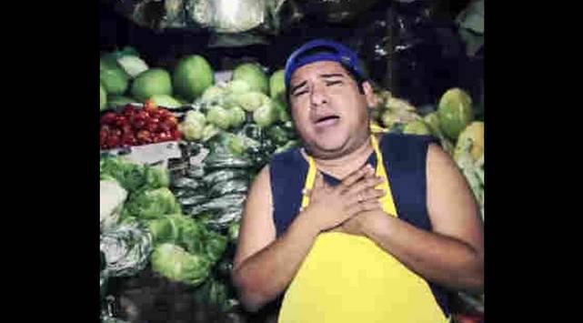 Parodia de Travesuras (Vendiendo verduras) es un hit en la web