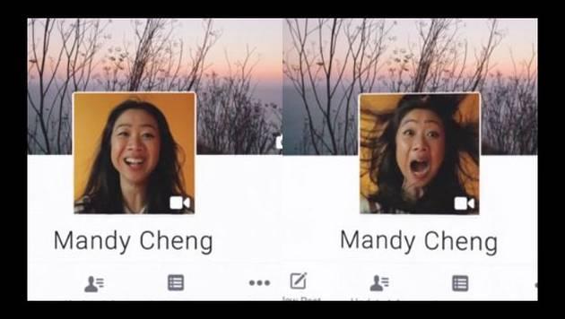 Facebook: Tu foto de perfil ahora podrá ser un video