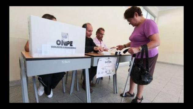 ¿Sabes si te toca votar en el mismo lugar en la segunda vuelta? Entérate aquí