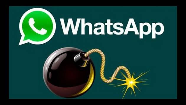 Whatsapp: Envía mensajes que luego se