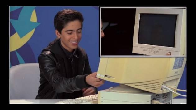 ¡Esto te puede pasar si usas una computadora con Windows 95!