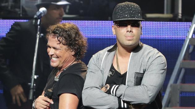 Wisin y Carlos Vives lanzarán tema juntos