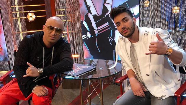 Wisin tendrá a Prince Royce como su mentor en 'La Voz' de Estados Unidos