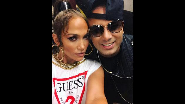 Wisin y Jennifer Lopez preparan una gran sorpresa [FOTOS]
