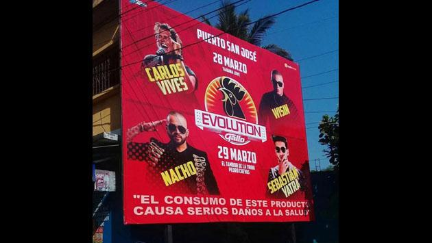 Wisin y Nacho, juntos en festival de Guatemala