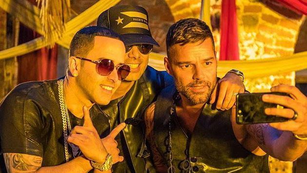Wisin y Yandel alistan nuevo tema junto a Ricky Martin [FOTOS]