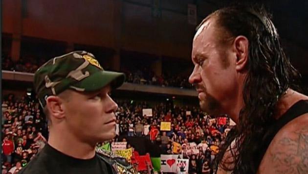 ¡WWE estaría alistando John Cena vs. Undertaker para WrestleMania 33!