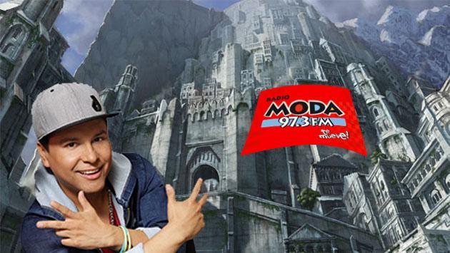 Y así fue como Jojojonathan obtuvo su propio castillo [VIDEO]