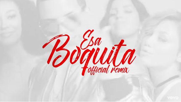 Ya está disponible el remix de 'Esa boquita', de J Álvarez junto a Zion & Lennox