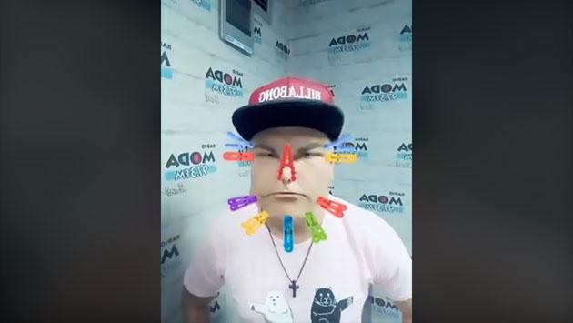 ¿Ya viste cómo quedó Jojojonathan tras su tratamiento facial? [VIDEO]