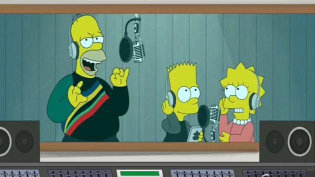¿Ya viste el cover de Los Simpson al ritmo de 'Dura', de Daddy Yankee?